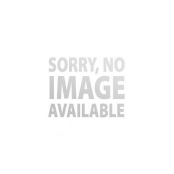 Bantex Premium Lever Arch File PVC A4 Black 50mm 1's