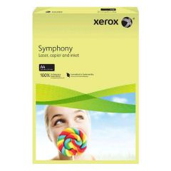 003R93975 Xerox Yellow A4 Paper 80gsm Pk 500