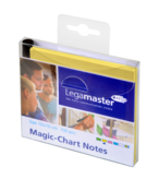 Legamaster Magic Notes Yellow 10x10mm Inc Marker