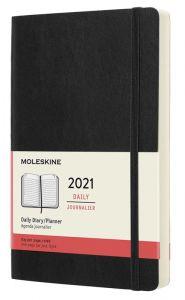 Moleskine Pocket Daily Diary 12 Months Hard 2021