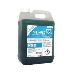 2Work Pine Disinfectant 5 Litre Bottle (Pk 1)