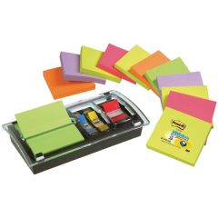 Post-it Dispenser for Indexes and Z-Notes
