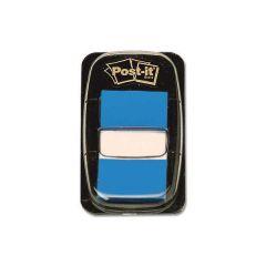 Post-it Index Tab 25mm Blue 680-2