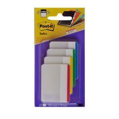 Post-it Durable Filing Tab Flat Pack 24