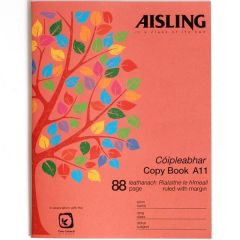 Aisling copy book A11 (10PK)
