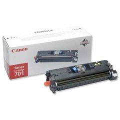 701BK Canon High Capacity Black Laser Toner Cartridge Refill
