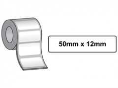 Compatible Dymo S0722460 99017 Black on White 50mm x 12mm 220pcs pack of 5