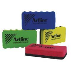 Artline Magnetic Whiteboard Eraser/Duster Pk