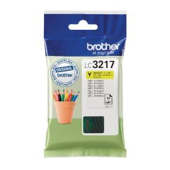 Brother LC3217Y Inkjet Cartridge Yellow