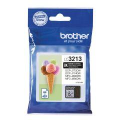 Brother LC3213BK Inkjet Cartridge Black High Yield