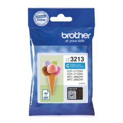 Brother LC3213C Inkjet Cartridge Cyan High Yield