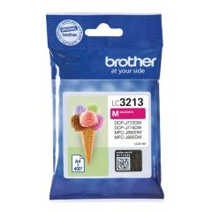Brother LC3213M Inkjet Cartridge Magenta High Yield