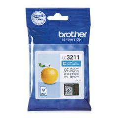 Brother LC3211C Cyan Inkjet Cartridge