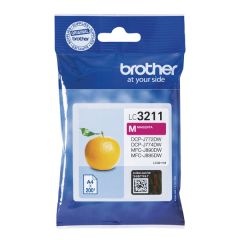 Brother LC3211M Magenta Inkjet Cartridge