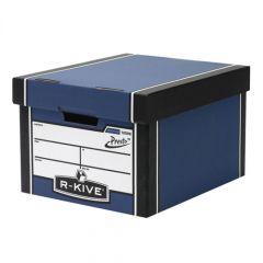Archive Storage Boxes Premium Presto Classic Blue