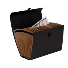 Fellowes Bankers Box Handifile Black