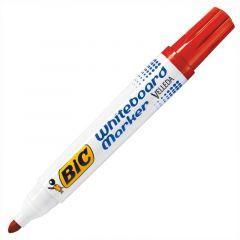 Bic Velleda Whiteboard Marker Bullet Tip Red 701037 Pk 12's