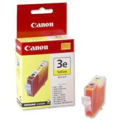 BCI-3eY Canon Inkjet Cartridge Refill Ink Yellow