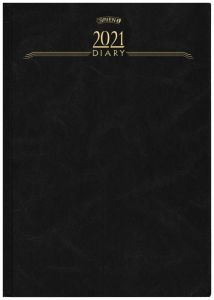 O'Briens A4 Page A Day Diary