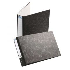 Elba Lever Arch File A3 Oblong 70mm Black 1's