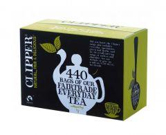 Clipper Fairtrade Tea Bags Pack of 440