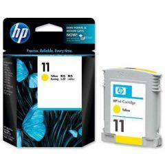 C4838A HP Inkjet Cartridge Refill Ink Yellow No. 11