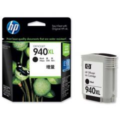 C4906AE HP Inkjet Cartridge Refill Ink Black No. 940XL