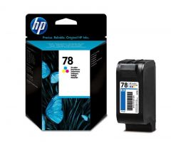 C6578DE HP Inkjet Cartridge Refill Ink Colour No. 78 19ml