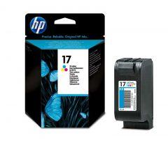 C6625AE HP Inkjet Cartridge Refill Ink Colour No. 17