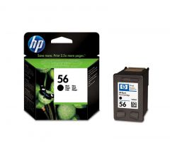 C6656AE HP Inkjet Cartridge Refill Ink Black No. 56