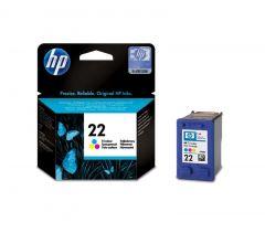 C9352AE HP Inkjet Cartridge Refill Ink Colour No. 22
