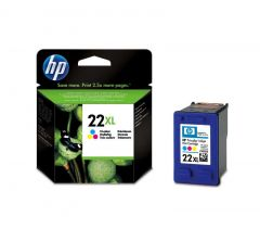 C9352CE HP Inkjet Cartridge Refill Ink Colour No. 22XL
