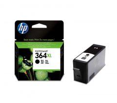 CN684EE HP Inkjet Cartridge Refill Ink Black No. 364XL