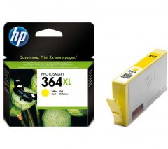 CB325EE HP Inkjet Cartridge Refill Ink Yellow No. 364XL