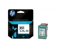 CB337EE HP Inkjet Cartridge Refill Ink Colour No. 351