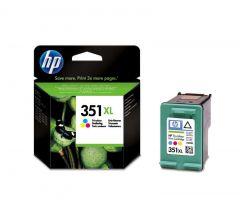 CB338EE HP Inkjet Cartridge Refill Ink Colour No. 351XL