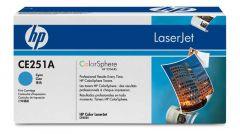 CE251A HP LaserJet Toner Cartridge Refill Cyan