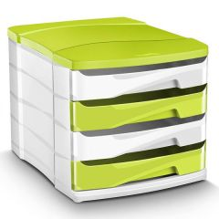 Drawer Set Pro Gloss Green