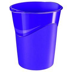 Waste Bin Pro Gloss Purp 14L