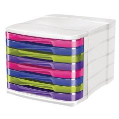 8 Drawer Module Pro Gloss Multicoloured