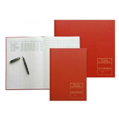 Cathedral Analysis Bk 192 pages Red 150/9.1