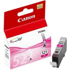 CLI-521M Canon Inkjet Cartridge Refill Ink Magenta