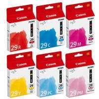 Canon PGI-29 Multi Ink Tanks 4873B005AA