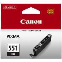Canon Pixma CLI-551Black Inkjet Cartridge Black 6508B001