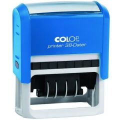 COLOP Self Inking Date and Messages Stamp CHECKED