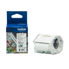 Brother Label Roll 50mm x 5m CZ1005