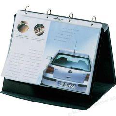 Durable Durastar Table Top Presenter A4 Landscape