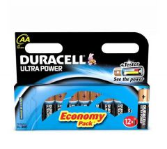 Duracell Ultra M3 Battery Pack of 12 AA 75052877