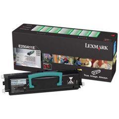 E250A11E Lexmark Laser Toner Cartridge Refill Black