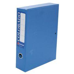 Rexel Blue Colorado A4 Box File Pk5